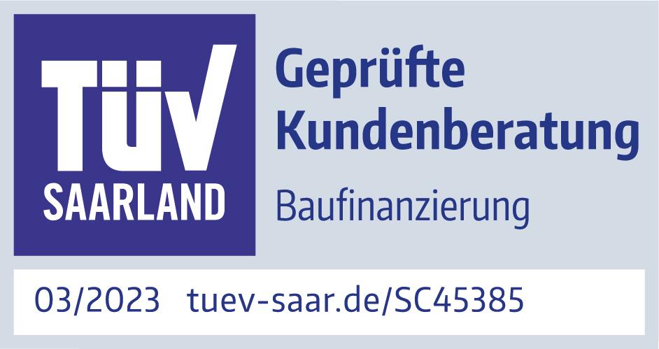 TÜV-Zertifizierte Beratung