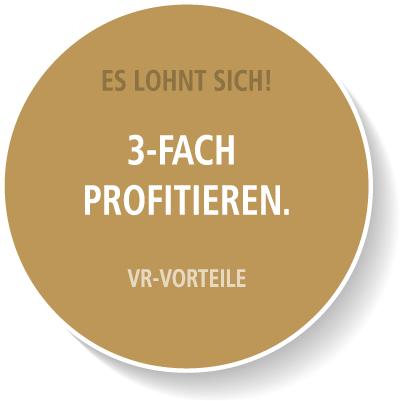 VR-Vorteile
