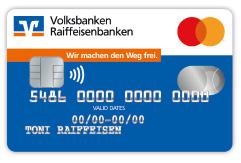 Kreditkarte ClassicCard