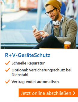 Handyversicherung für mobile Geräte