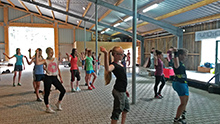 Hip-Hop- und Streetdance-Workshop